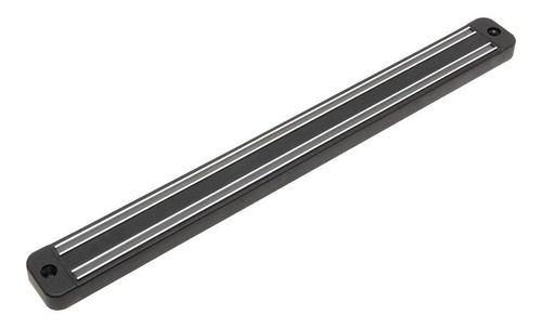 Kit Barra Magnética Para Facas e Afiador De Facas