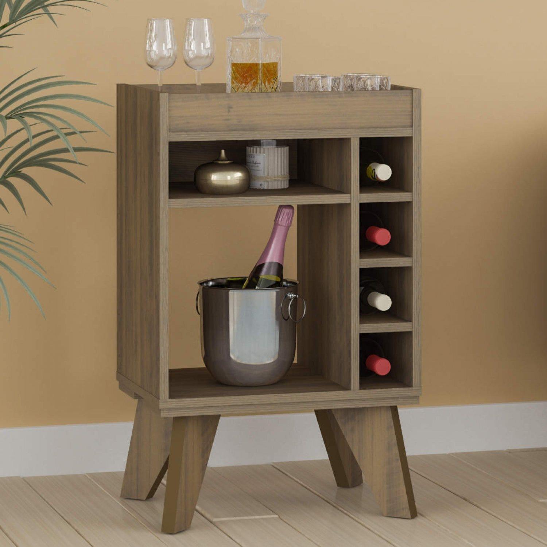 Bar Drink com porta garrafas - Artely