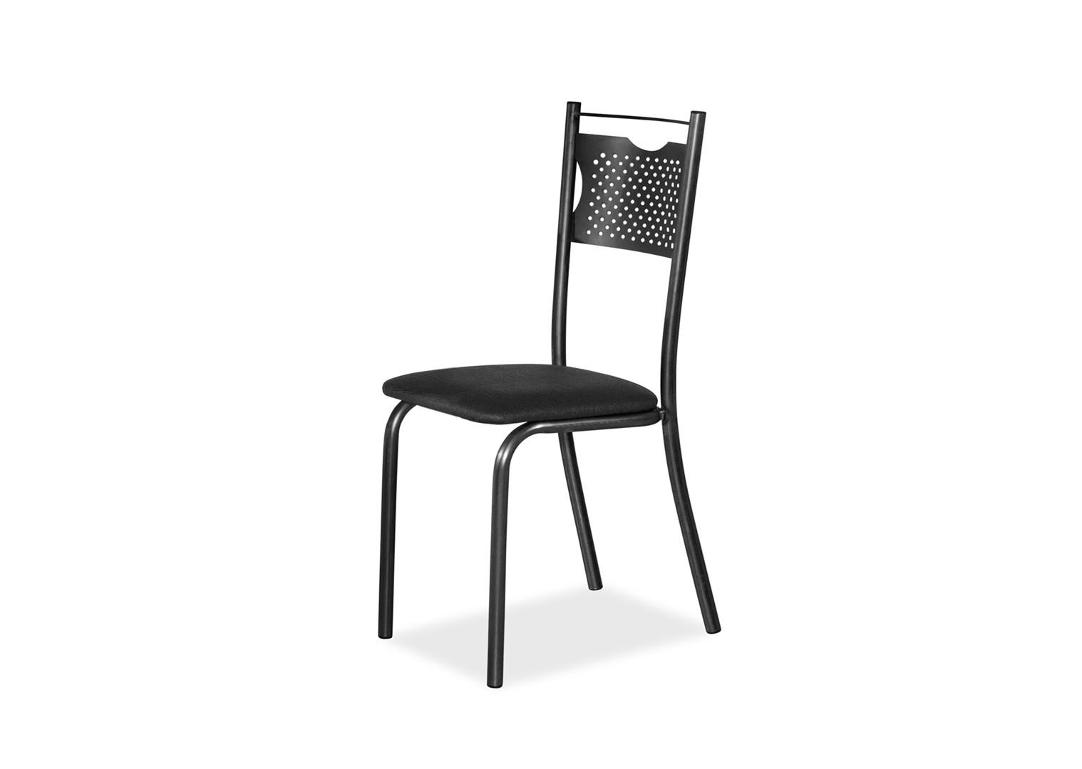 Cadeira Áustria black - Pelaio