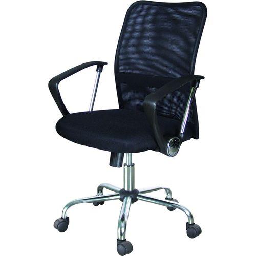 Cadeira Bulk Continental Diretor Comfort Preta