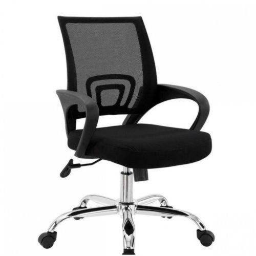 Cadeira Bulk Continental Executiva Preta