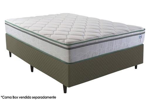 Colchão Box Casal C1427 26x138x188 Jacquard - Herval