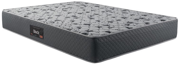 Colchão de Espuma Black Viúva 20x128x188 tecido bordado - Herval