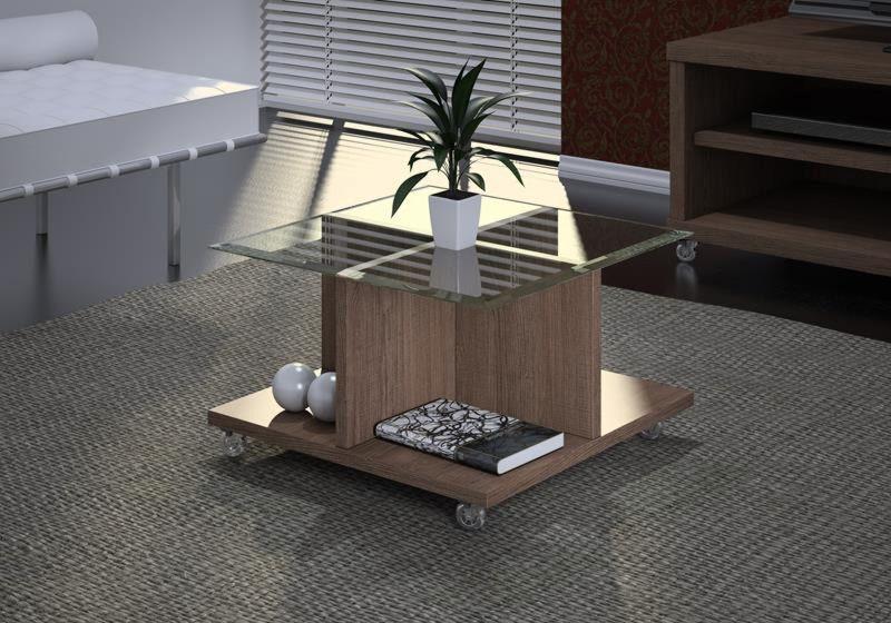 Mesa de Centro Onix pequena - KNR Móveis