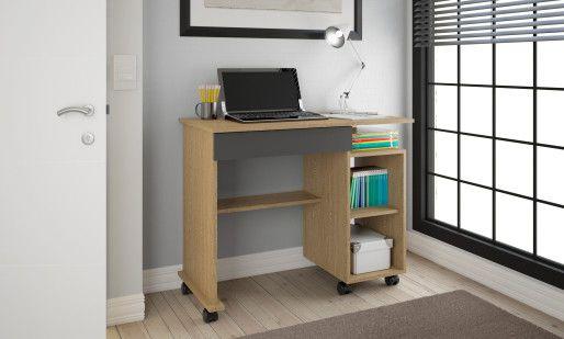 Mesa de estudo e computador c/ gaveta - Dalla Costa
