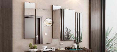 Moldura c/ espelho Isadora - New Ceval