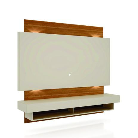 Painel Dalla Costa 180cm 2 gavetas c/ led - WJ