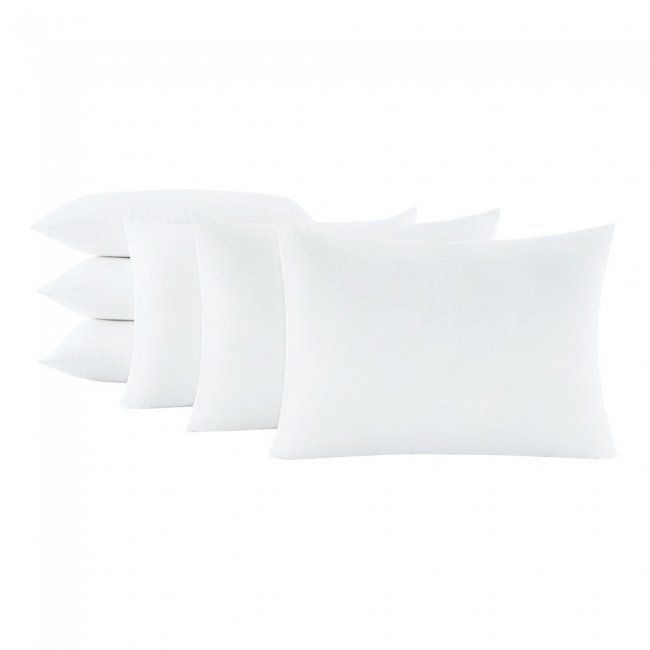 Kit 06 Travesseiros Super Confort