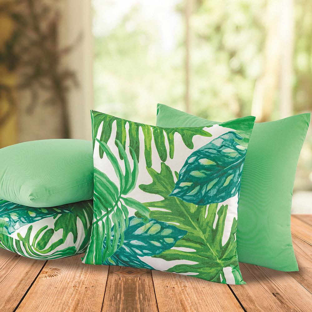 Capa Para Almofadas Decorativas Naturale 4 Peças
