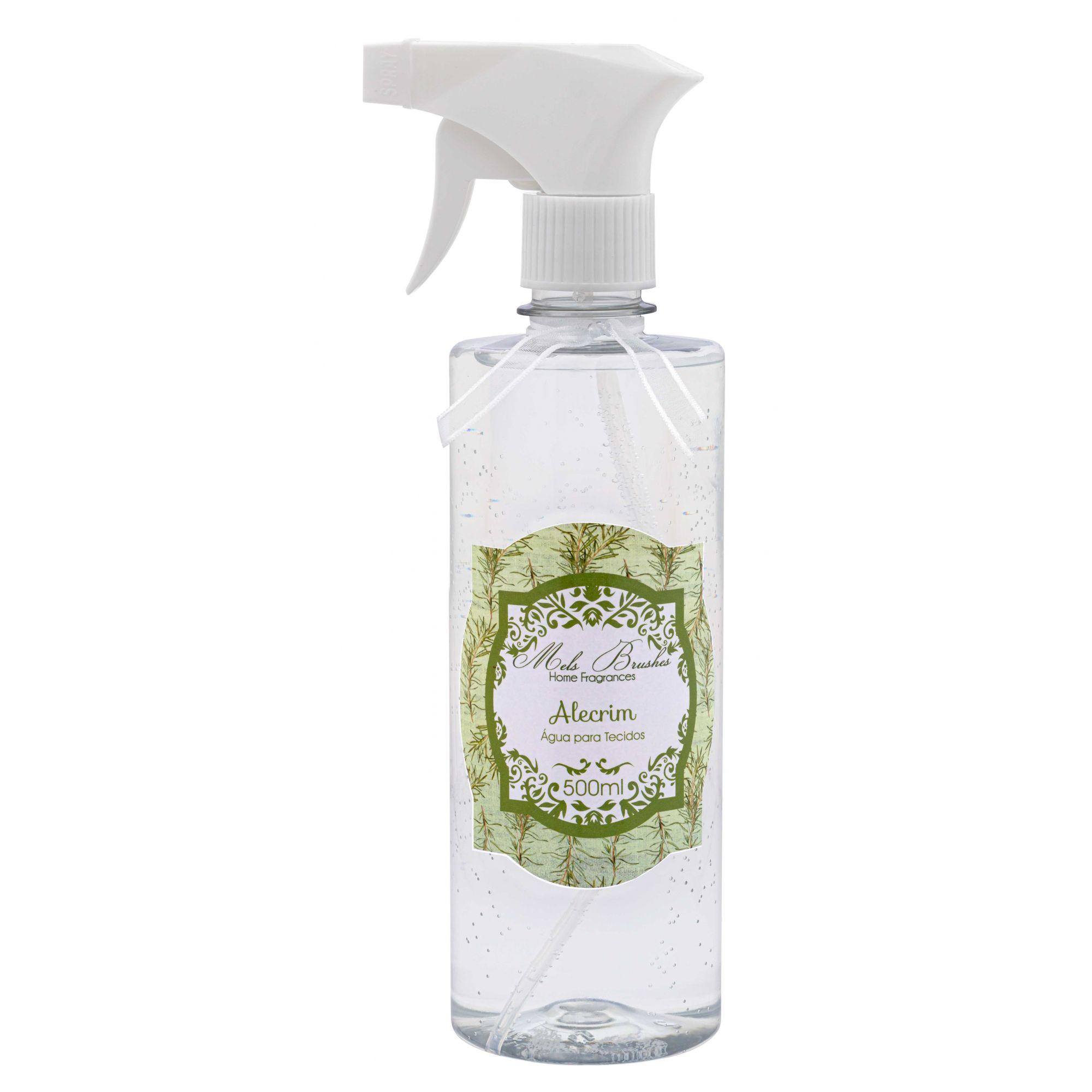 Água Perfumada para Tecidos Alecrim 500 ml