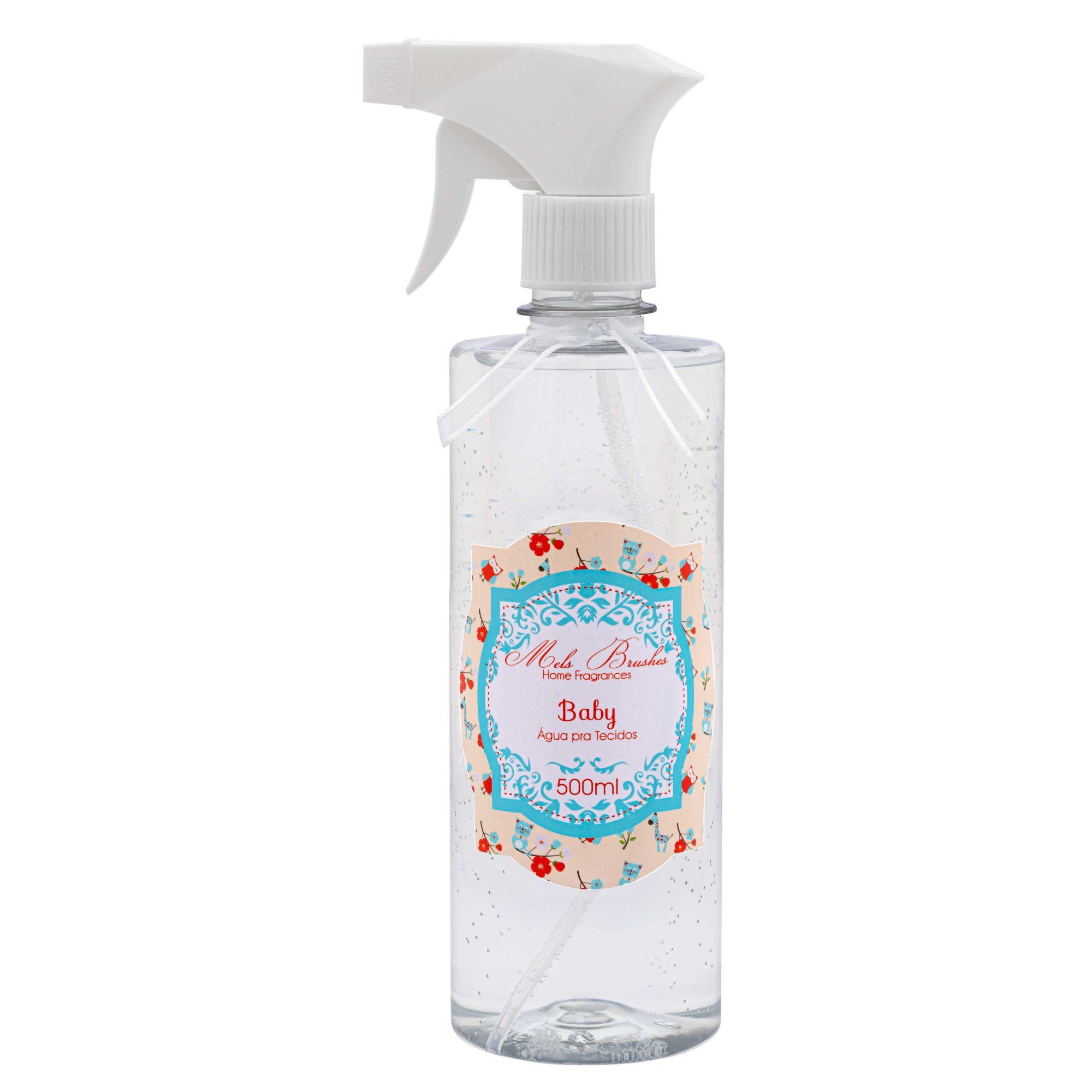 Água Perfumada para Tecidos Baby 500 ml
