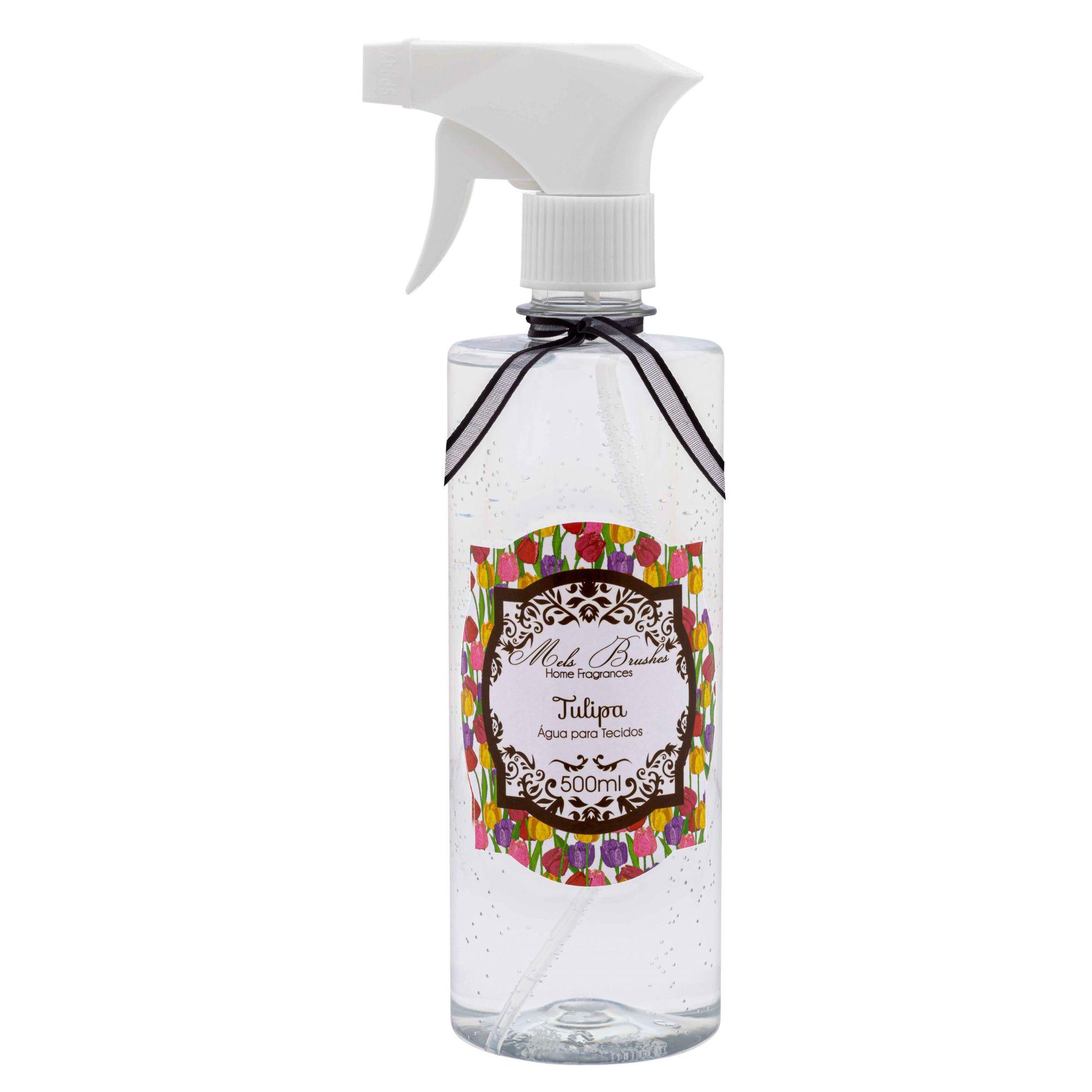 Água Perfumada para Tecidos Tulipa 500 ml