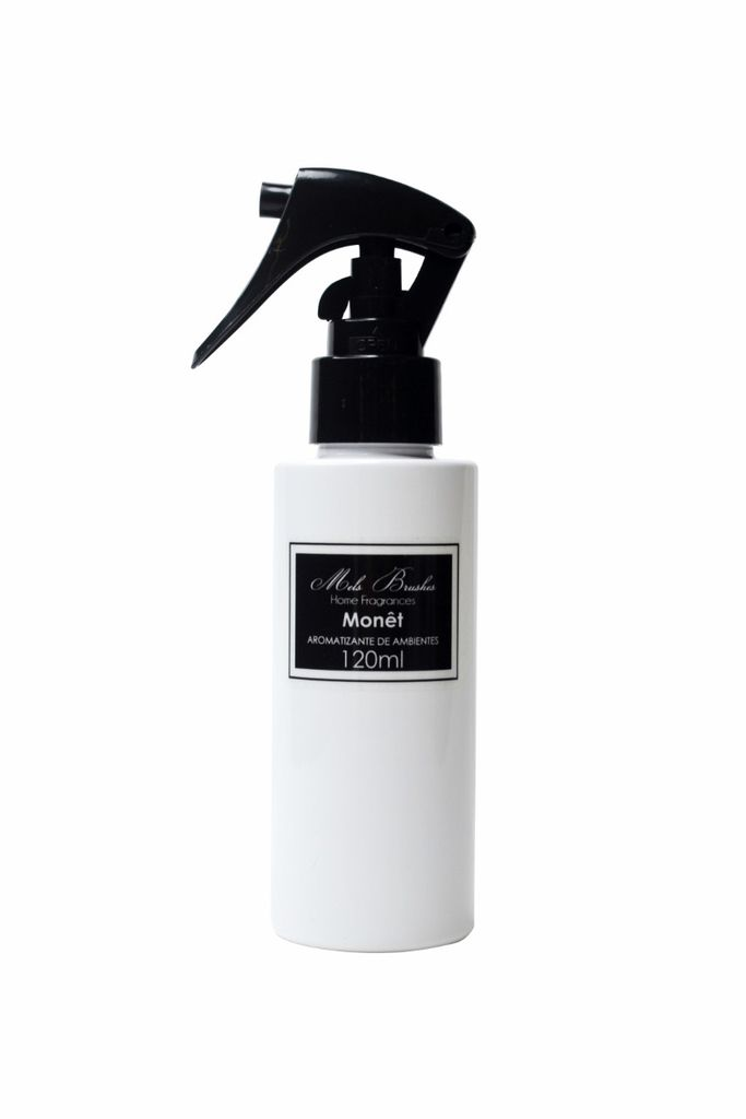 AROMATIZANTE SPRAY BLACK & WHITE MONÊT 120 ml