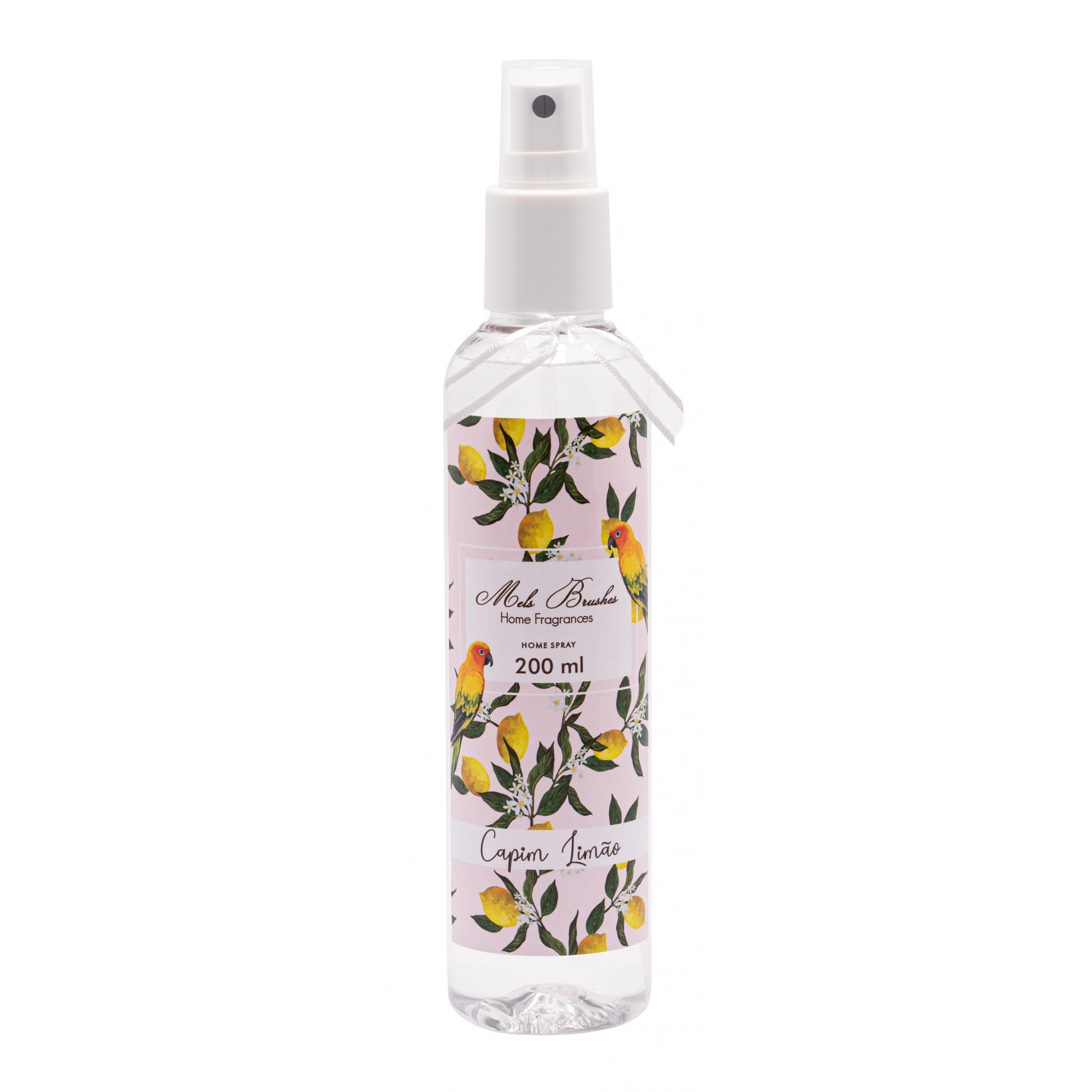 AROMATIZANTE SPRAY CAPIM LIMÃO 200 ML