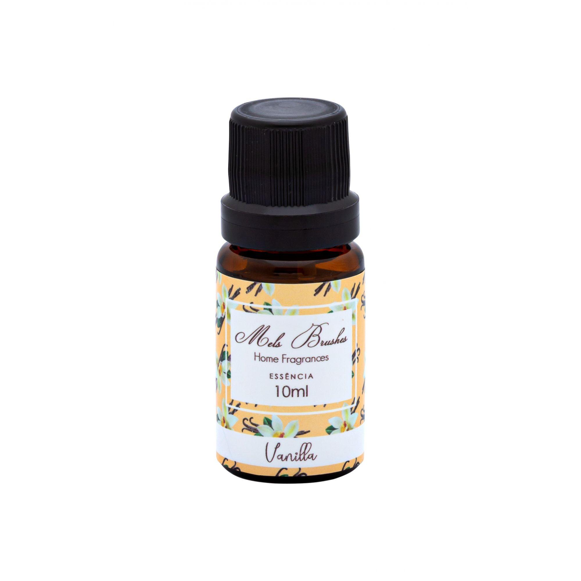 Essência Concentrada Vanilla 10 ml