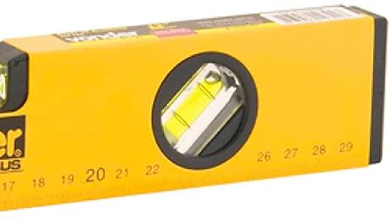 12529 - NIVEL ALUMINIO C BASE MAGNETICA 12