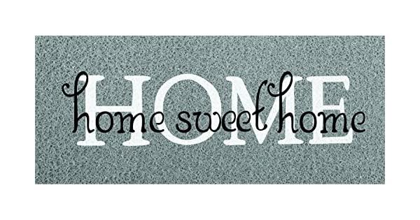 13353 - KAPAZI VINIL LONG HOME SWEET 30CMX70CM