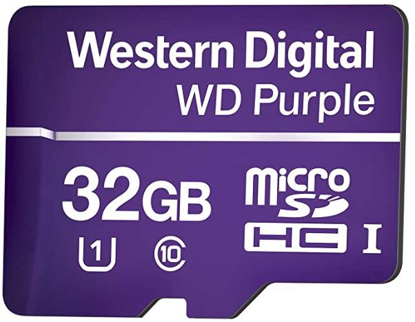 14445 - CARTAO MICRO SD 32GB P SIST SEGURANCA