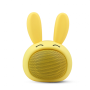 14471 - MINI CX DE SOM SPEAKER BLUETOOTH AMARELO