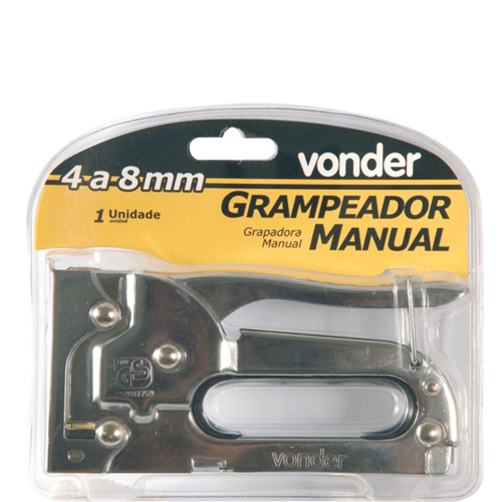 5217 - GRAMPEADOR MANUAL VONDER