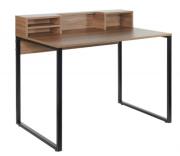Mesa Escrivaninha Estilo Industrial Aberta