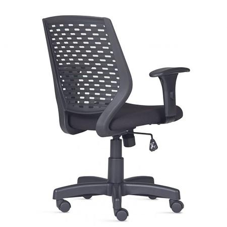Cadeira Escritório Giratória Executiva em Poliéster