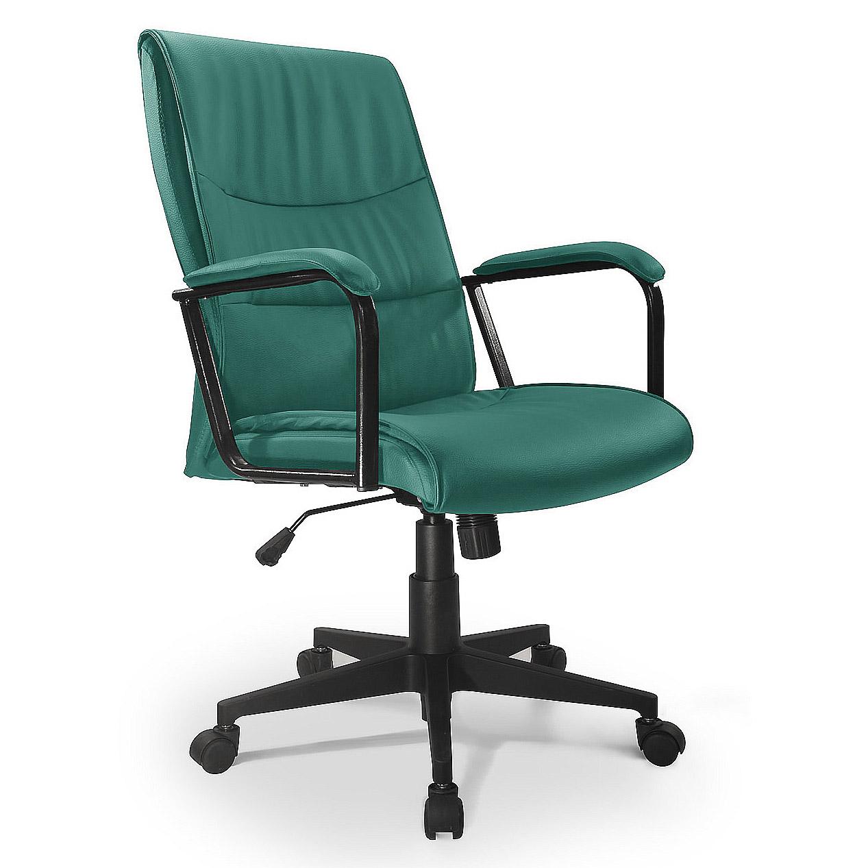 Cadeira Escritório Giratória Presidente Concha Encosto Relex