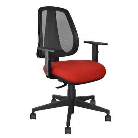 Cadeira Escritório Tela Mesh Executiva