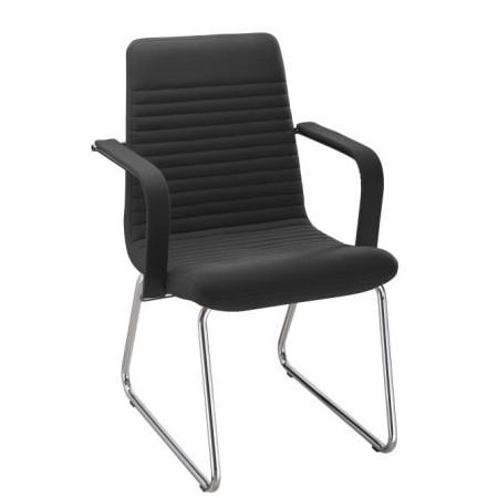 Cadeira Fixa de Escritório Com Braços Diretor