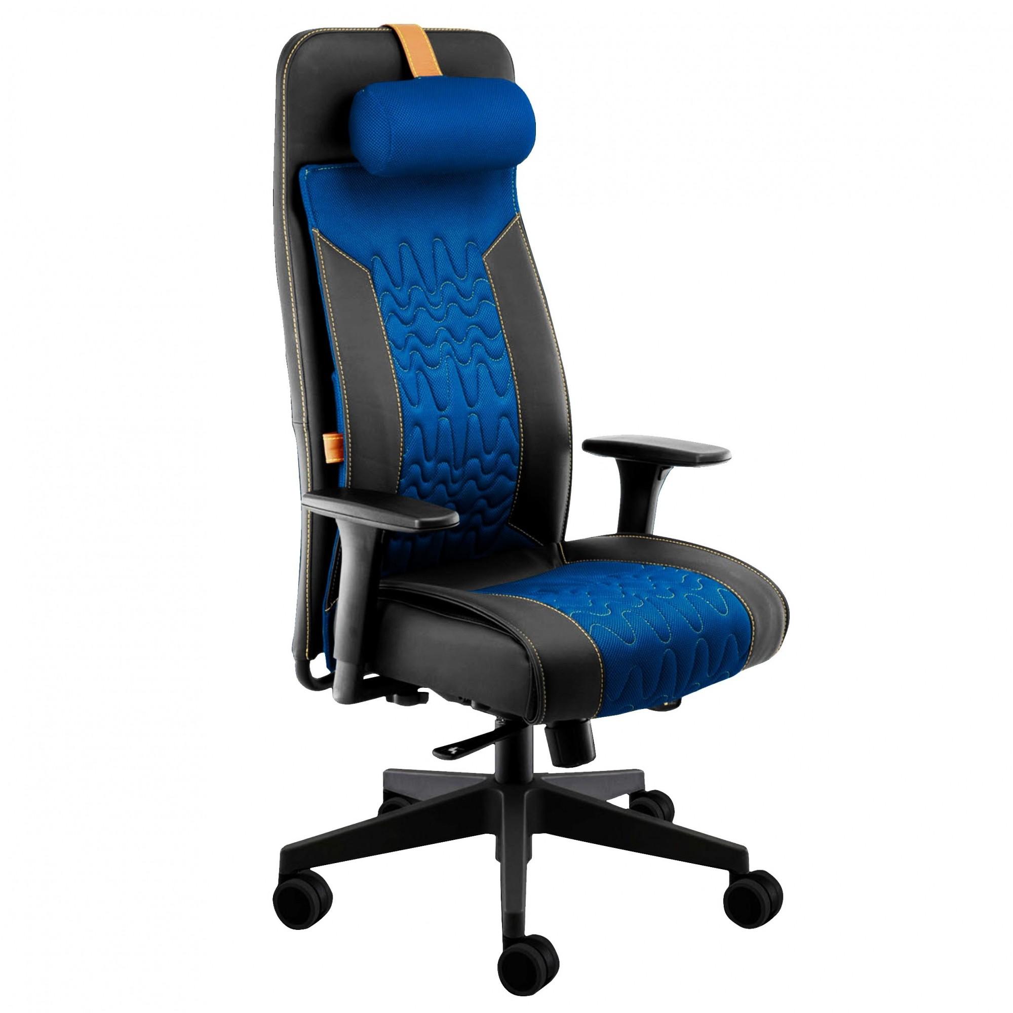Cadeira Gamer Cavaletti Way Gamer Braço 4D Suporte Lombar Apoio de cabeça