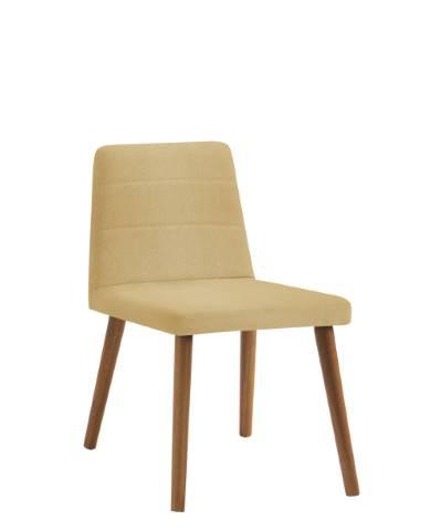 Cadeira Yan Pés Madeira VARF58