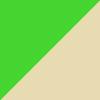 Bege / Verde