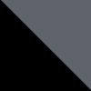 Marquina Com Preto Fosco/Estrutura Em Metal Preto Fosco