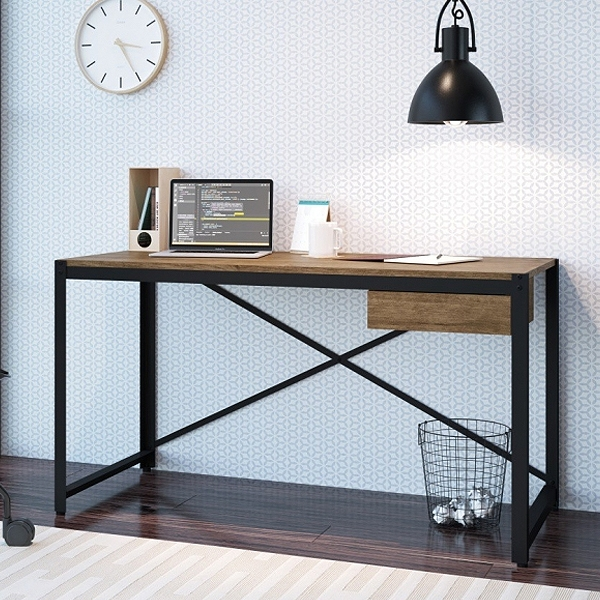 Escrivaninha Industrial Vermont 1370mm