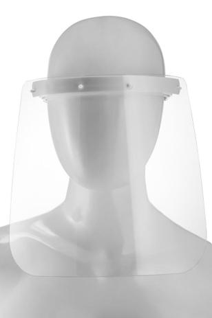 Máscara Protetor Facial