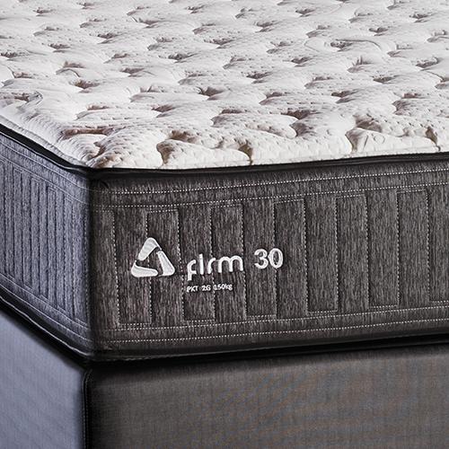 Conjunto Colchão de Mola Trinomio Firm 30 iMassage + Sommier 34 de Altura