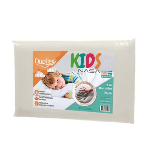 Travesseiro Duoflex Kids Nasa 45x65x8