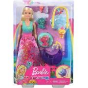 Baba de Dragões Bebê Barbie Dreamtopia