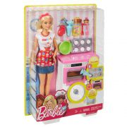 Barbie Chef de Bolinhos