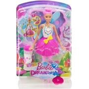 Barbie Dreamtopia - Fada Bolhas Mágicas