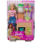 Barbie - Máquina de Macarrão - Mattel