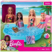 Barbie Piscina Chique