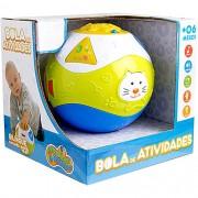 Bola de Atividades - Zoop Toys