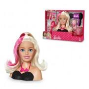 Boneca Barbie Busto  Styling Head Hair