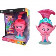 Boneca Busto Poppy Trolls - Styling Head