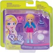 Boneca com Acessórios Polly Pocket - Polly Estrela do Futebol