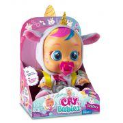 Boneca Cry Babies Sons e Lágrimas de Verdade - Dreamy