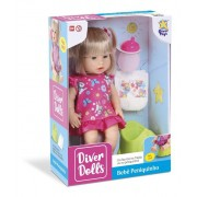 Boneca Diver Dolls Bebê Peniquinho