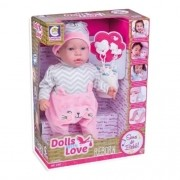 Boneca Dolls With Love Reborn