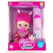 Boneca Little Dolls Soninho